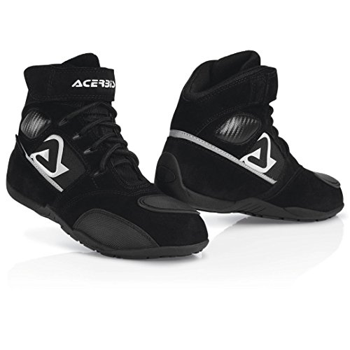 Acerbis 0017811.090.040 Wasserdichte Schuhe Walky T.4, Schwarz, 40