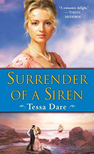 Surrender of a Siren: A Novel (Wanton Dairymaid Trilogy)