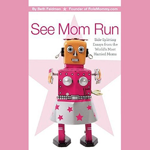 See Mom Run audiobook cover art