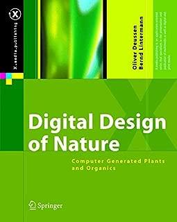 Digital Design of Nature: Computer Generated Plants and Organics (X.media.publishing)
