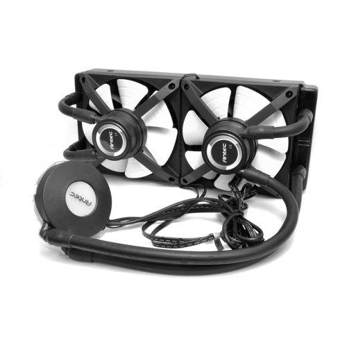 Antec H20 1250 Cooling Kit KUHLER 1250 Black