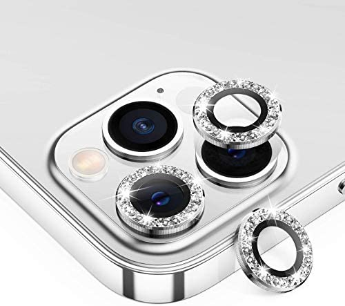 Tensea Compatible with iPhone 12 Pro Camera Lens Protector 9H Tempered Glass Camera Cover Screen product image
