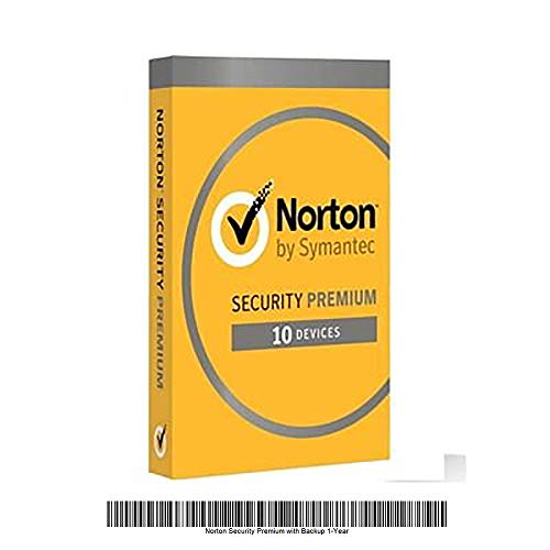 Norton Security Premium mit Sicherung, 1 Jahr