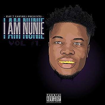 I Am Nunie, Vol. 1