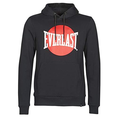Everlast Kobe - Sudadera y forro polar para hombre, talla XL, color negro