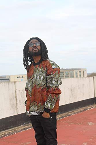 Afrikanische Bomberjacke // Afrikanische Jacke // Afrikanische Kleidung/Festival Bomberjacke