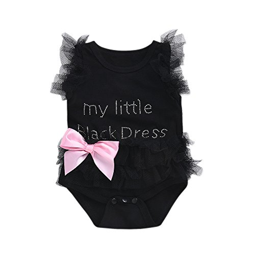 bqlove Born Kids Baby Girls' Romper Jumpsuit Bodysuit Tutu Dress Clothing Outfit