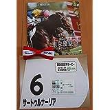 サートゥルナーリア 第86回日本ダービー G1ミニゼッケン ダービーリボン 現地単勝馬券 レープロセット
