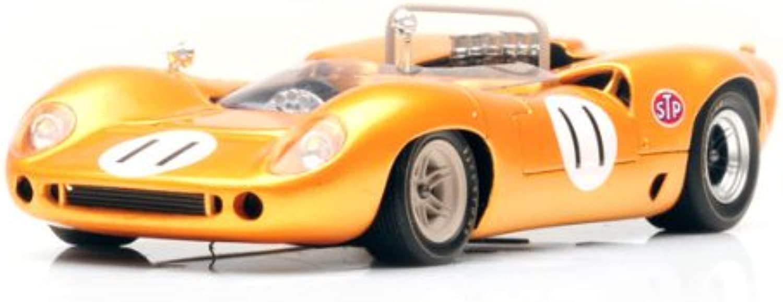 Ebbro Lola T70 Mk.II  1968 Japanese Grand Prix   11 1 43 Scale Diecast Model