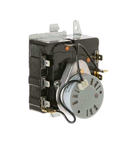 (NEW Part) WE4M189 Genuine GE OEM Dryer Timer Control also replaces AP2042594 and PS267933 572D520PO19