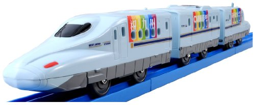 I love it too! Temp. Train Series : Series N700R Rainbow Wrapping