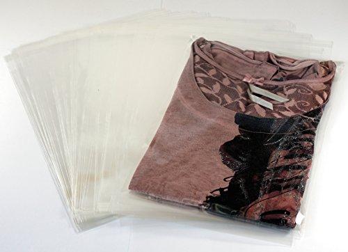 Verpackungsbeutel 100 Stück 35cm x 25cm -K&B Vertrieb- Versandbeutel Versandtaschen selbstklebend...