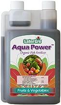 Safergro 9907QTCS Nutrients, 1 Quart, Aqua Power