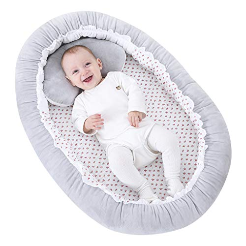 Kakiblin - Cuna portátil para bebé recién Nacido, Apto para bebés de 0 a 8 Meses