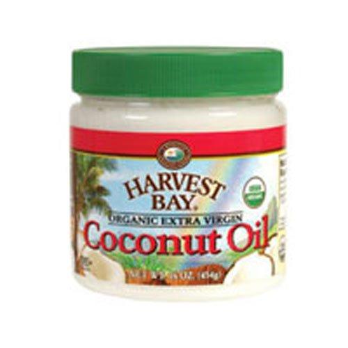 Harvest Bay Organic Extra Virgin Coconut Oil, 16 Ounce -- 6 per case