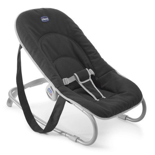 Chicco Easy Relax Liegestuhl anthrazit