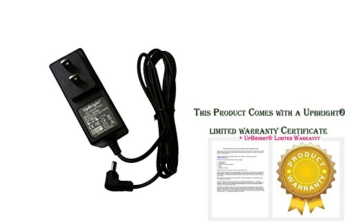UpBright New Global AC / DC Adapter for Summer Infant 28950 Dual Coverage Sharp View High Definition Video Baby Monitor 28970 Side by Side View Camera Power Supply Cord Cable Battery Charger PSU