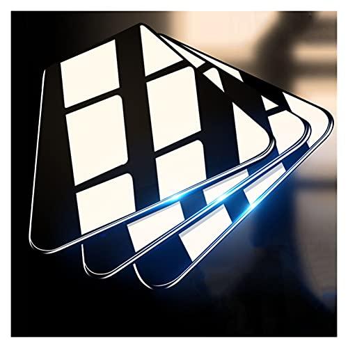 XFBH Lwxfxbh El Vidrio Protector de 3 unids es Adecuado para el Vidrio Protector de Pantalla H-UAWEI P20 P30 P40 Lite Pro E 5G es Adecuado para la película templada de H-UAWEI P10 P10 Plus Lite