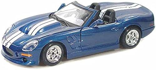 1999 Shelby Series 1 1 24 Blau w Weiß Stripes