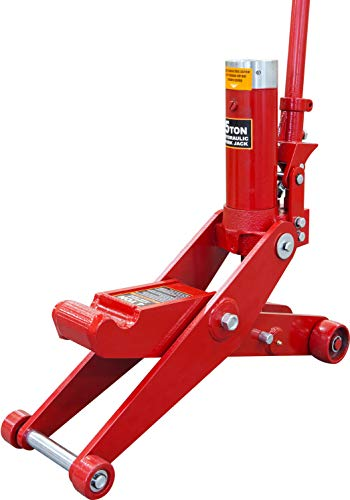 BIG RED TR1147 Torin Dual Position Hydraulic Forklift Service/Floor Jack, 5 Ton (10,000 lb) Capacity
