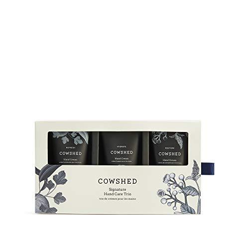 Cowshed Coffret Trio de Crèmes pour Main