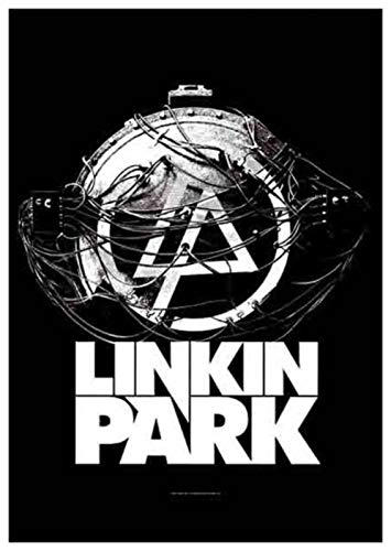 Linkin Park Posterfahne 890