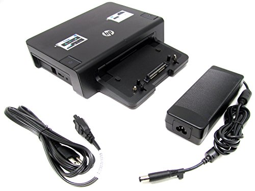 HP A7E36UT 2012 120W Advanced Docking Station - Docking station - Smart Buy - US