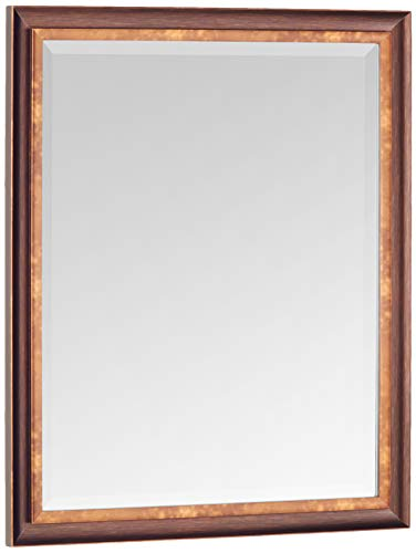 Head West Oil Rubbed Bronze Mirror, 26 by -