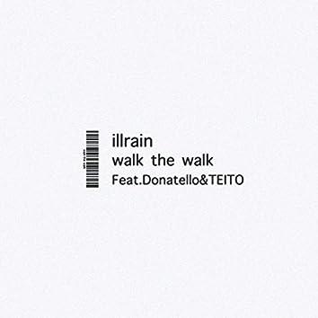 walk the walk (feat. Donatello & TEITO)