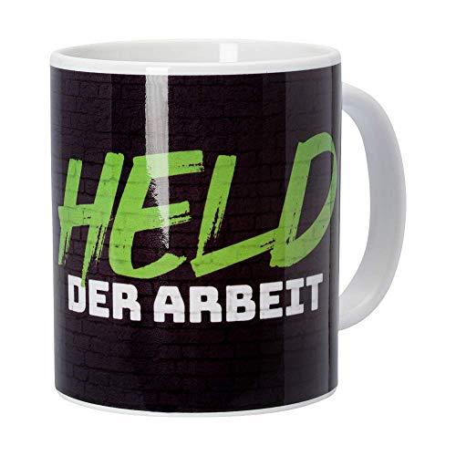Borussia Mönchengladbach Tasse Becher Kaffeetasse HELD DER Arbeit, 204131
