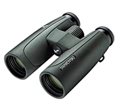 The purchase Includes: Swarovski Optik SLC 10x42 Binoculars, Field Bag, Eyepiece Cover, Objective Lens Cover, Lift Carrying Strap, Swarovski Optik Limited Warranty 10x Magnification, 61-degree apparent field of view HD Optical System: fluorite-contai...