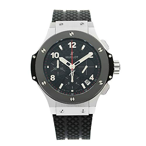 Special Order Listing Hublot Big Bang 341.SB.131.RX Steel & Ceramic Automatic Men's Watch