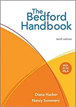 The Bedford Handbook INSTRUCTOR'S ANNOTATED EDITION 10th Edition