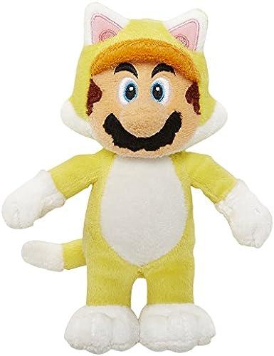 Super Mario Series 3 Cat Mario 7 Plush