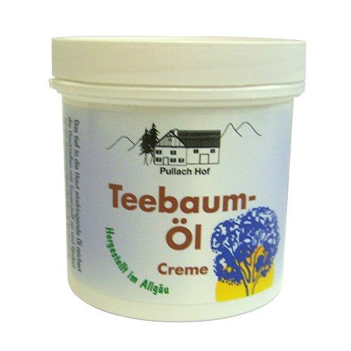3 Dosen/Tiegel Teebaum-Öl Creme vom Pullach Hof