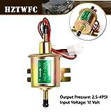 HZTWFC Pompe à essence électrique universelle d'essence diesel 12V HEP-02A HEP02A à basse pression OEM #