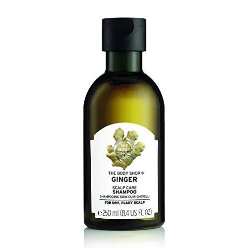 Ingwer Anti-Schuppen-Shampoo gegen Schuppen trockene schuppige juckende Kopfhaut 250ml Ginger Anti Dandruff Shampoo for Dandruff Dry Itchy Flaky Scalp 250ml