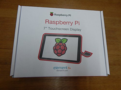 Raspberry 2473872 - Display a Schermo Tattile V2, 8MP, 7 Pollici