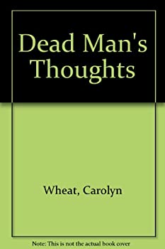 Dead Man's Thoughts 0425149331 Book Cover