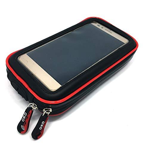 Multifonctionnel vélo téléphone Mobile étanche Sac de Voiture téléphone Portable Sac de téléphone Portable Porte-téléphone Mobile Moto étanche Sac de Support de Sac de Porte-