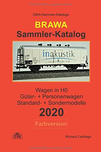 Brawa Sammler-Katalog Wagen in H0 2020 Farbversion: Güter