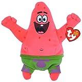 Ty Uk Beanie Baby–Peluche Bob l'éponge Patrick Star Best Day Ever