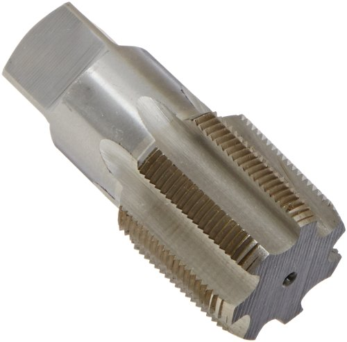 Drill America - DWT64012 1-1/2'-11-1/2' NPT High Speed Steel 7 Flute Pipe Tap, DWT Series