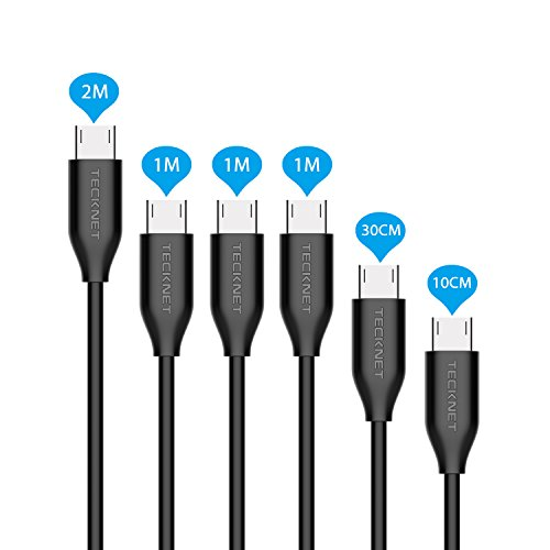 TECKNET Cable Micro USB