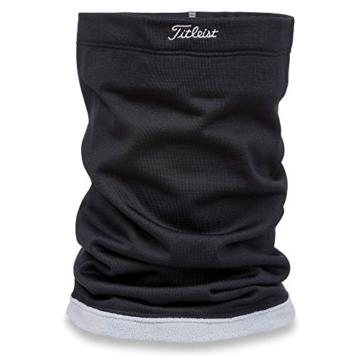 Titleist Performance Snood Neck Warmer, Black/Grey, One Size Fits All