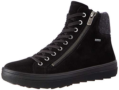 Legero MIRA, Zapatos para Nieve Mujer, Negro 0000, 41 EU