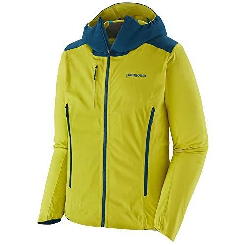 PATAGONIA M's Upstride Jkt Giacca da uomo, Uomo, giacca, 29930_XL, Chartreuse, XL