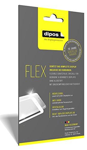 dipos I 3X Schutzfolie 100prozent kompatibel mit Allview X4 Soul Mini Folie (Vollständige Bildschirmabdeckung) Bildschirmschutzfolie