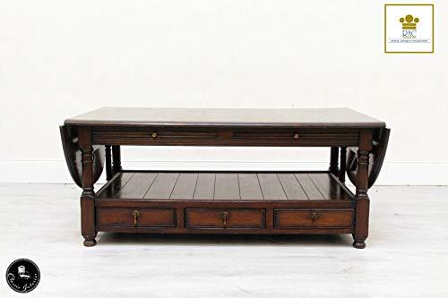Classic Interior Couchtisch Beistelltisch Spieltisch Englisch Tisch Stilmöbel
