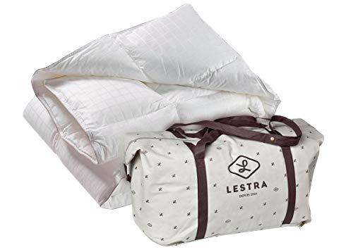 LESTRA - Couette FJORD Microduv 200x200cm